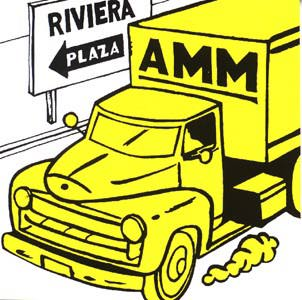 AMM: AMMMusic 1966