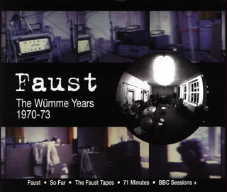 Faust: The Wumme Years (Recommended Records)