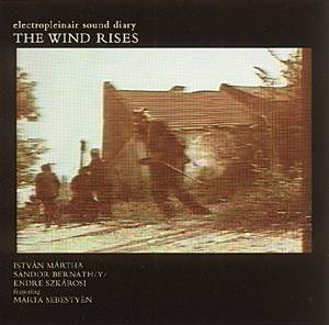 Electropleinair Sound Diary: The Wind Rises (Recommended Records)