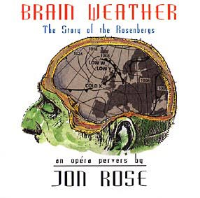Rose, Jon: Brain Weather (Recommended Records)