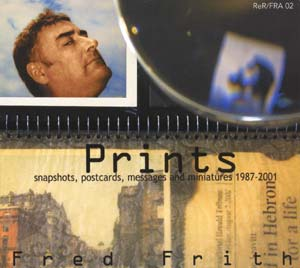 Frith, Fred: Prints (Recommended Records)