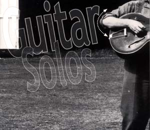 Frith, Fred: Guitar Solos (Recommended Records)