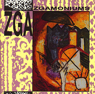 ZGA: Zgamoniums (Recommended Records)
