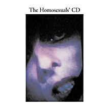Homosexuals, The: The Homosexuals CD (Recommended Records)