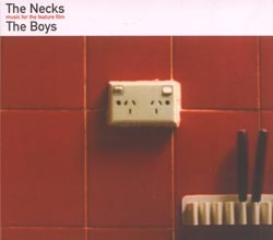 Necks, The: The Boys (Recommended Records)