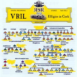 VRIL (Bob Drake, Lukas Simonis, Chris Cutler): Effigies in Cork (Recommended Records)