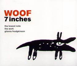 Various Artists: Woof 7 Inches (Ad Hoc Records)
