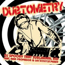DJ Spooky: Dubtometry <i>[Used Item]</i>