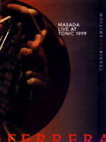 Masada: Live at Tonic 1999 [DVD] (Tzadik)