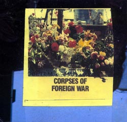 Chadbourne, Eugene: Corpses of Foreign War (Chadula)