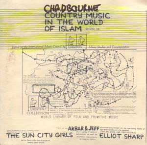 Chadbourne, Eugene: Country Music in the World of Islam (Chadula)
