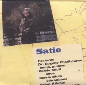 Chadbourne, Eugene: Satie