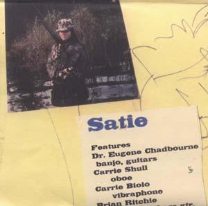 Chadbourne, Eugene: Satie (Chadula)