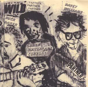 Chadbourne, Eugene: Wild Partner