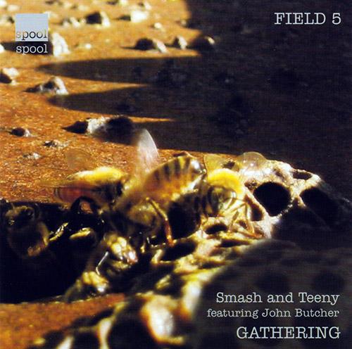 Smash & Teeny with John Butcher: Gathering [2 CDs] (Spool)