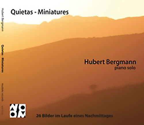 Bergmann, Hubert: Quietas Miniatures <i>[Used Item]</i> (Mudoks Records)