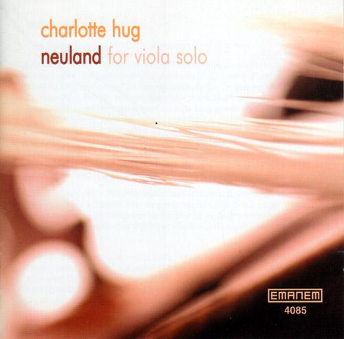 Hug, Charlotte: Neuland (Emanem)