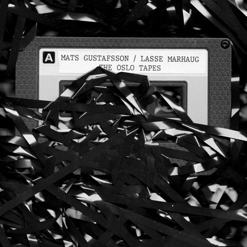 Gustafsson, Mats / Lasse Marhaug: The Oslo Tapes [VINYL 12