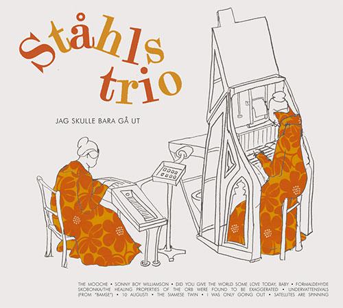 Stahls, Mattias Trio: Jag Skulle Bara Ga Ut  [VINYL 10-inch x 2] (Moserobie Music)