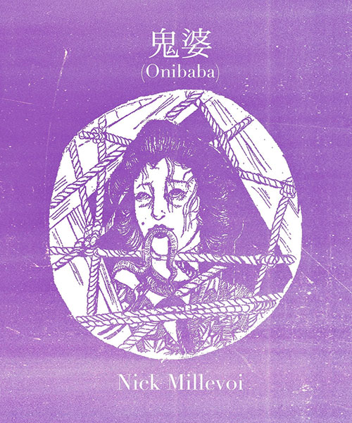 Millevoi, Nick / Onibaba: Numbers on the Side [split CD] (Ivory Antler)