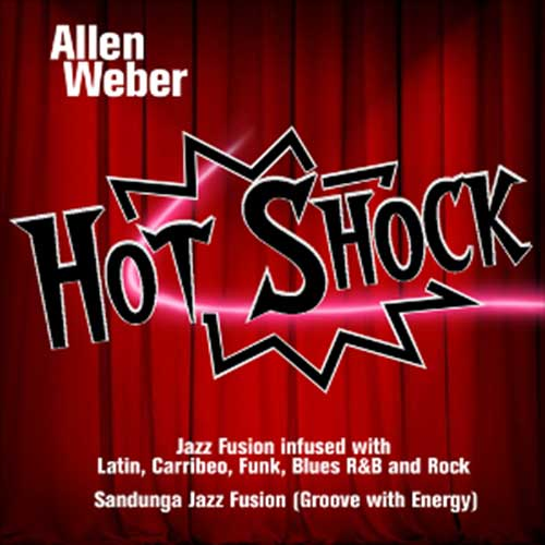 Weber, Allen: Hot Shock (NO LABEL)