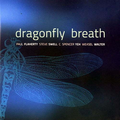 Flaherty / Swell / Yeh / Walter: Dragonfly Breath (Not Two Records)