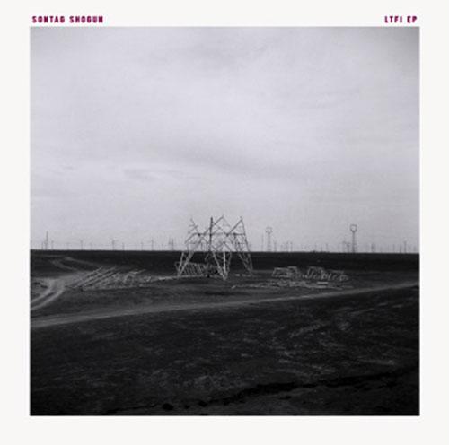 Sontag Shogun: LTFI EP [VINYL 10-inch EP] (Palaver Press)