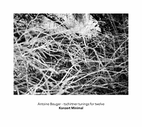 Beuger, Antoine / Konzert Minimal: The Berlin Series No. 5: tschirtner tunings for twelve (Another Timbre)