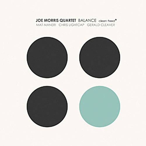 Morris, Joe Quartet: Balance (Clean Feed)