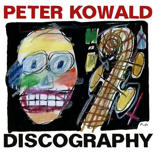 Kowald, Peter: Discography [4 CD BOX SET] (Jazzwerkstatt)