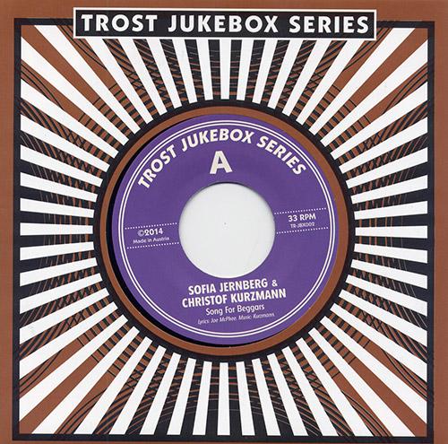 Kurzmann / Vandermark / Jernberg / Brandlmayr: Jukebox Series 2 [VINYL 7-INCH] (Trost Records)