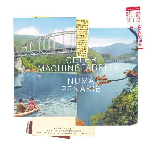 Celer & Machinefabriek: Numa / Penarie [VINYL 7-inch] (Self Released)