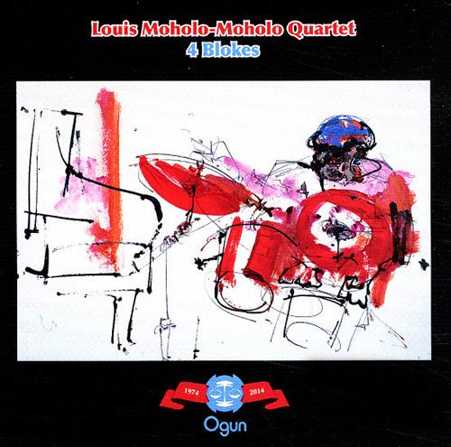 Moholo-Moholo, Louis Quartet (Hawkins / Edwards / Yarde): 4 Blokes (Ogun)