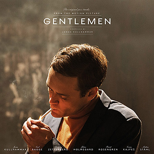 Kullhammar, Jonas: Gentlemen (Original Motion Picture Jazz Tracks) [VINYL 2 LPs + CD] (Moserobie Music)