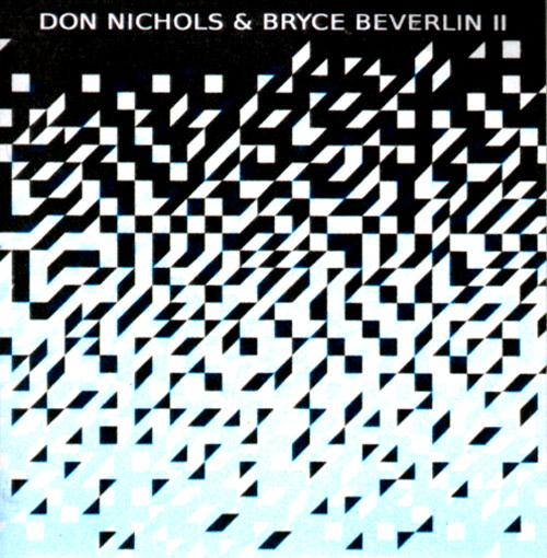 Nichols, Don / Bryce Beverlin II: Fortments [3-inch CD] (Bicephalic)
