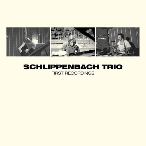 Schlippenbach Trio: First Recordings [VINYL] (Trost Records)