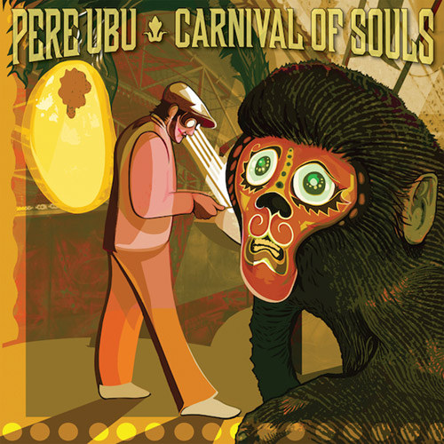 Ubu, Pere : Carnival Of Souls [LP Gold Vinyl Ltd Ed] (Fire Records)