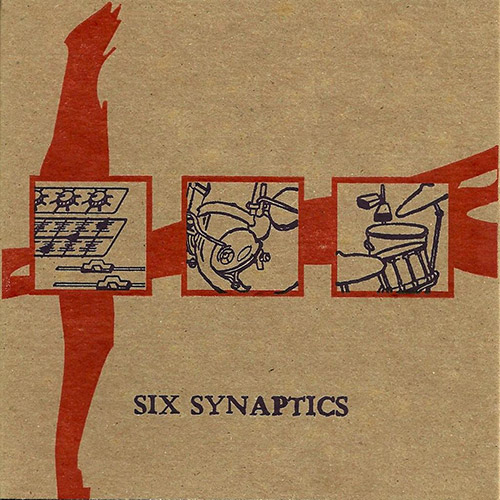 Bruckmann / Rosenberg / Zerang: Six Synaptics (Ertia Creations / Barely Auditable Records )