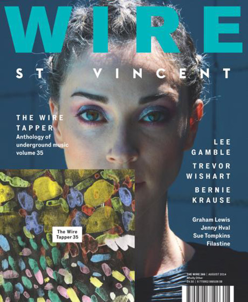 Wire, The: #366 July 2014 [MAGAZINE + CD] (The Wire)
