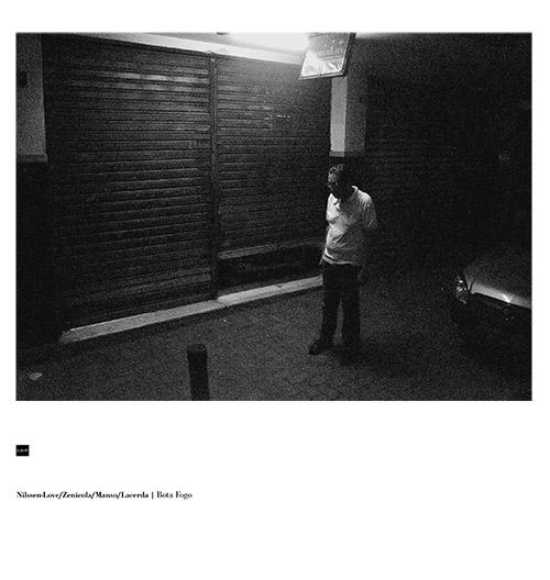Lacerda / Manso / Nilssen-Love / Zenicola: Bota Fogo [VINYL] (Bocian Records 2014/QTV/PNL)