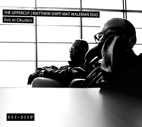 Shipp, Matthew /  Mat Walerian Duo: The Uppercut: Live At Okuden (ESP)