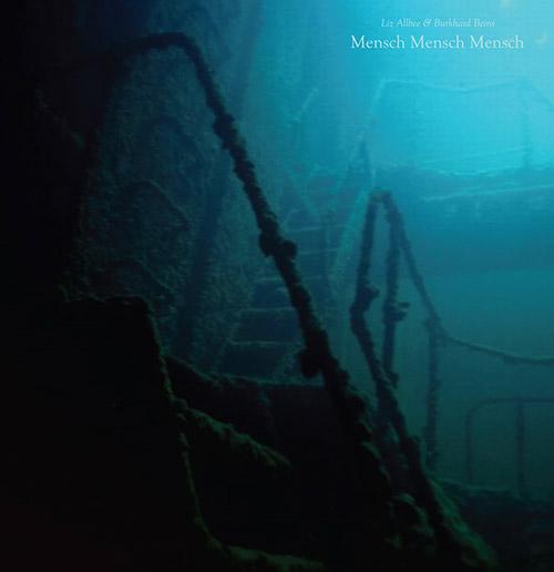 Allbee, Liz / Burkhard Beins: Mensch Mensch Mensch [VINYL] (Alt.Vinyl)