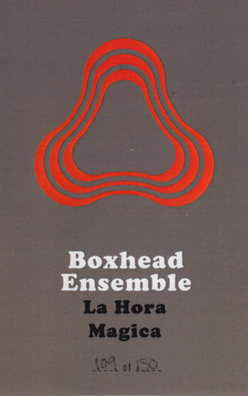 Boxhead Ensemble: La Hora Magica [CASSETTE with download code] (Astral Spirits)