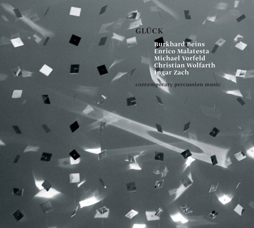 Beins, Burkhard / Enrico Malatesta / Michael Vorfeld / Christian Wolfarth / Ingar Zach: Gluck (Mikroton Recordings)