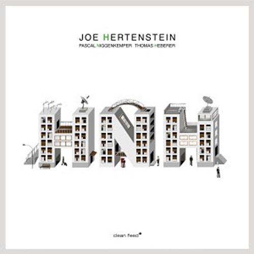 Hertenstein, Joe HNH (Hertenstein / Niggenkemper / Heberer): [2nd release] (Clean Feed)