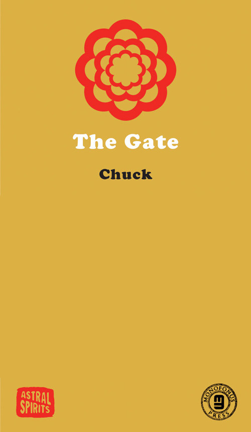 Gate, The: Chuck [CASSETTE with download code] (Astral Spirits)