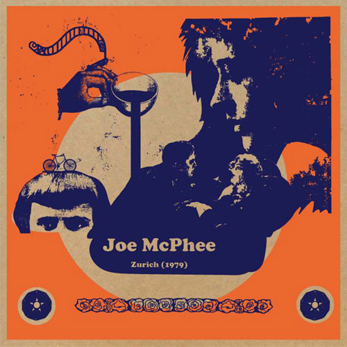 McPhee, Joe : Zurich 1979 [1-SIDED VINYL + DOWNLOAD CODE] (Astral Spirits)