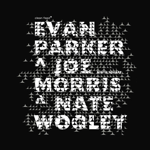 Parker, Evan / Joe Morris / Nate Wooley: Ninth Square (Clean Feed)