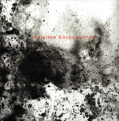 Battikha, Philippe: Invisible Backgrounds (Samizdat)