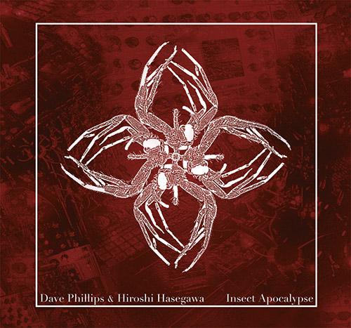 Phillips, Dave / Hiroshi Hasegawa: Insect Apocalypse (Monotype)